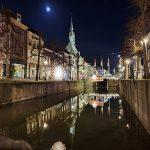 Nieuwe feestverlichting binnenstad Schoonhoven