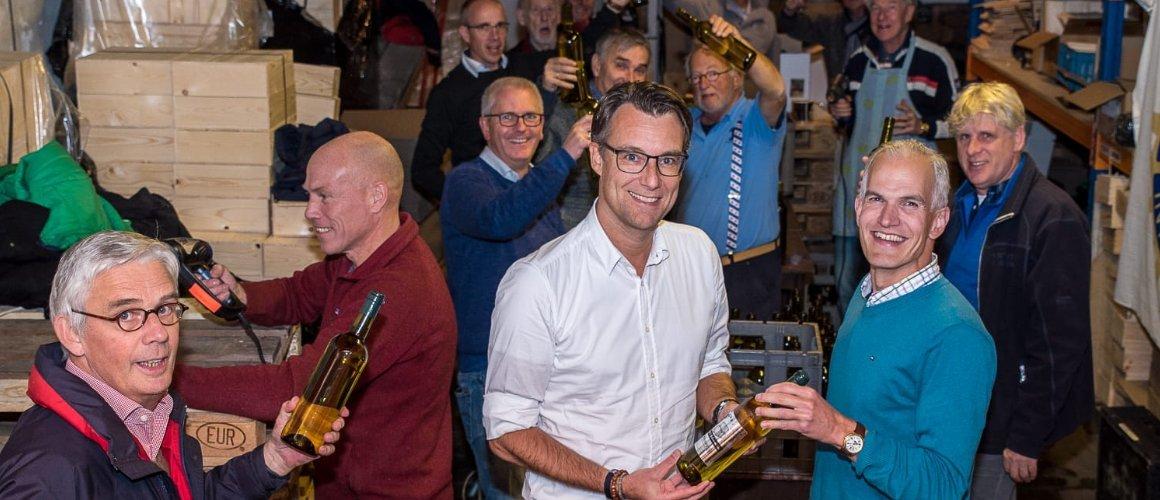 Rotary Schoonhoven komt weer met wijnactie voor Team Krimpenerwaard