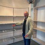 Vuurwerkverkoper Ben Sloof denkt nog niet aan stoppen