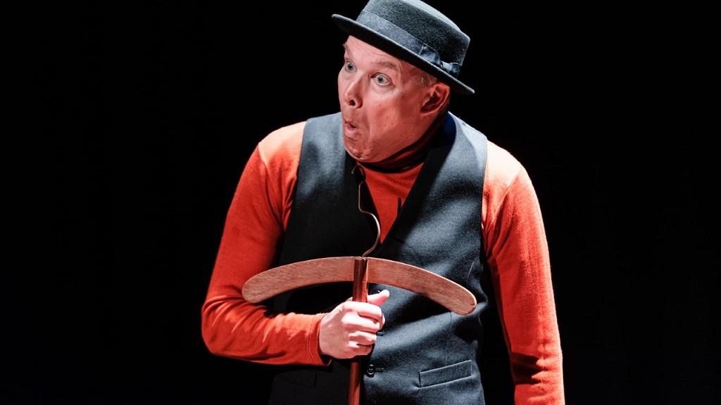 Joris Lehr brengt klassieker Hamlet in Theater Concordia