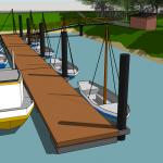 Scouting Schoonhoven druk met ontwikkeling nieuwe haven