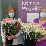 Roos voor medewerkers Gezondheidscentrum Krimpen