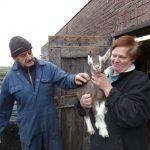 Het voorjaar klopt aan de deur bij Ida en Peter Both
