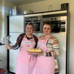 Harmke en Marjolein van 'The Whisk Takers' bakken graag voor je
