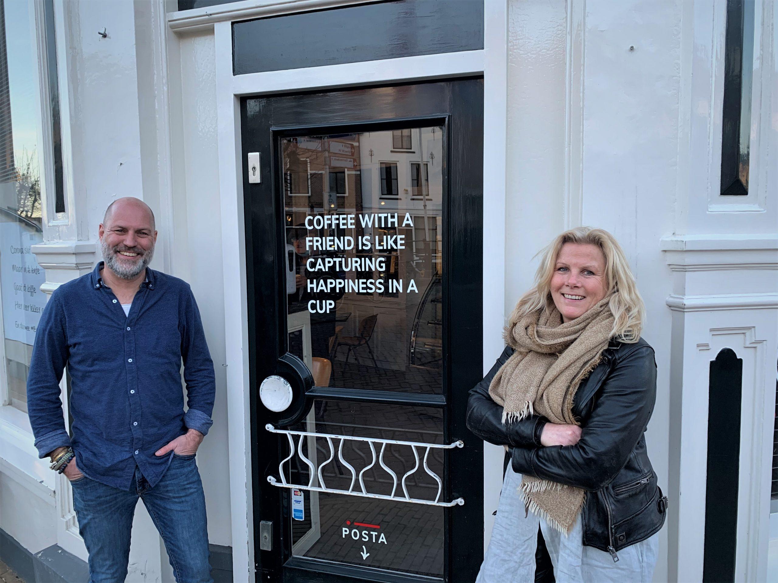 Start 'Basta Coffee' in Schoonhoven kwestie van tijd en geduld