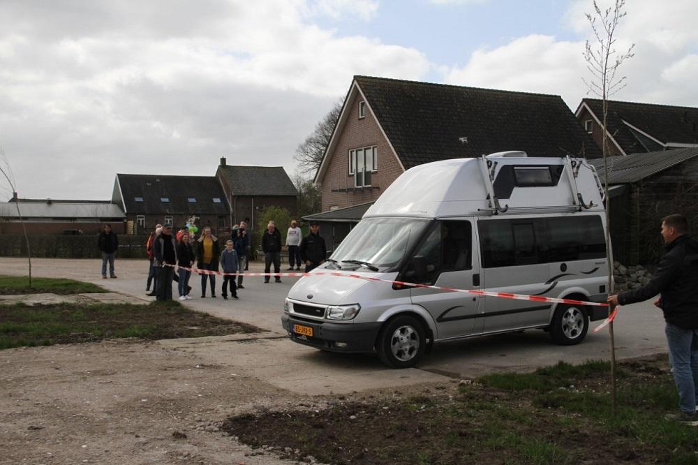 25 nieuwe camperplaatsen geopend in Haastrecht