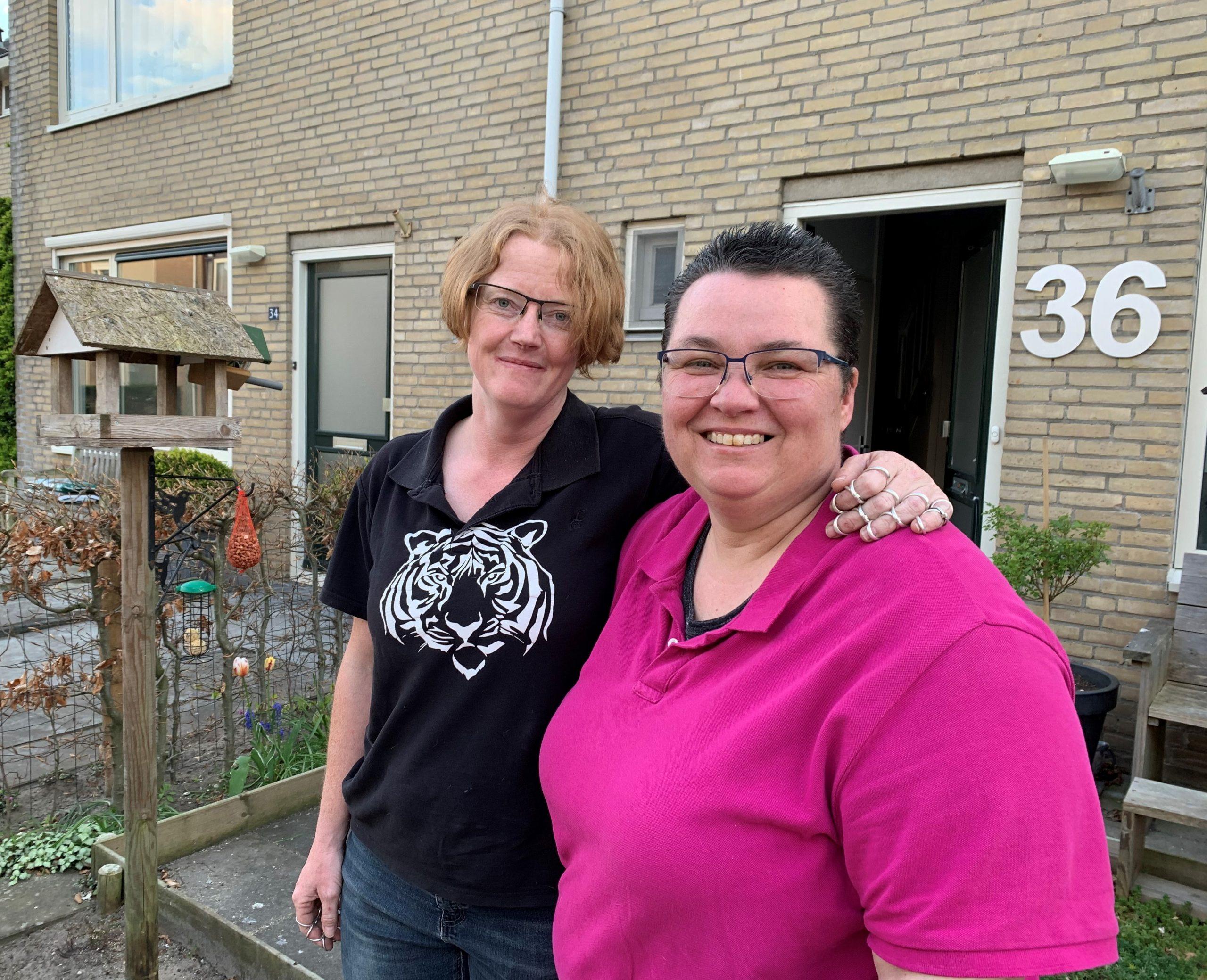 Crowdfundactie stamceltransplantatie voor Gerda Huijzer