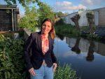 Raadslid Heleen Vogel: 'Politiek is niet saai'
