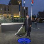 Lichtkunstwerk 'Levenslicht' krijgt blijvende plek in Krimpen a/d IJssel