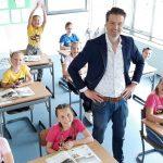 Kiezel en Kei-leerlingen lanceren videoclip voor kinderen met kanker