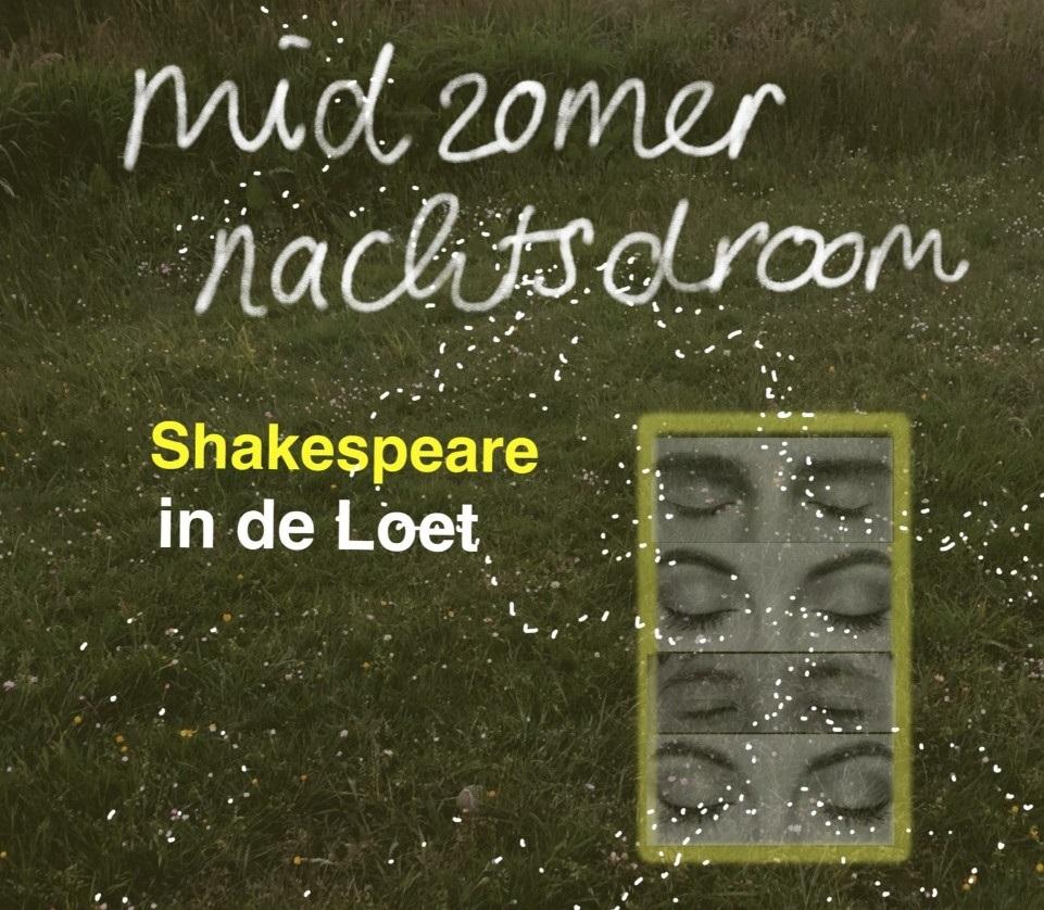 Cultuurhuis en Jeugdtheaterhuis komen met 'Shakespeare in de Loet'