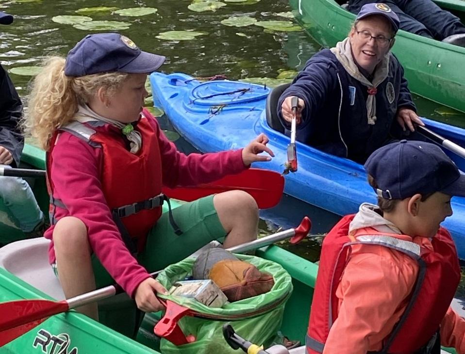 Rotary Schoonhoven spreekt van succesvolle End Plastic Soup Action Day