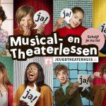 Inschrijven voor nieuw seizoen Jeugdtheaterhuis