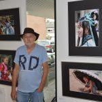 Lekkerkerker Jaap Burggraaf exposeert zijn foto's in Bergambacht