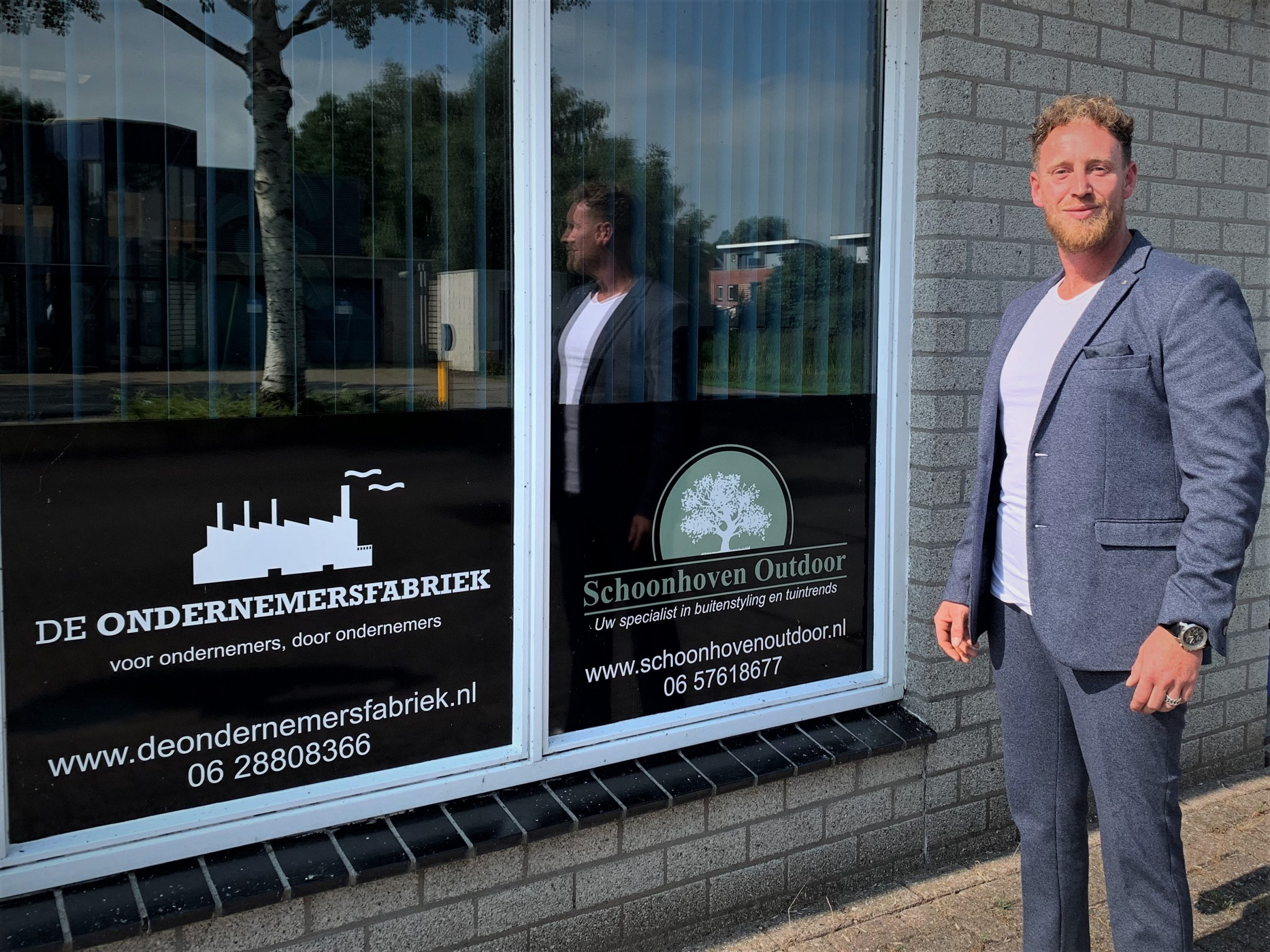 'Ondernemersfabriek' in Schoonhoven steeds voller met enthousiaste ondernemers