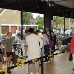 Drukte bij Jumbo De Korf vanwege dierentuinplaatjes