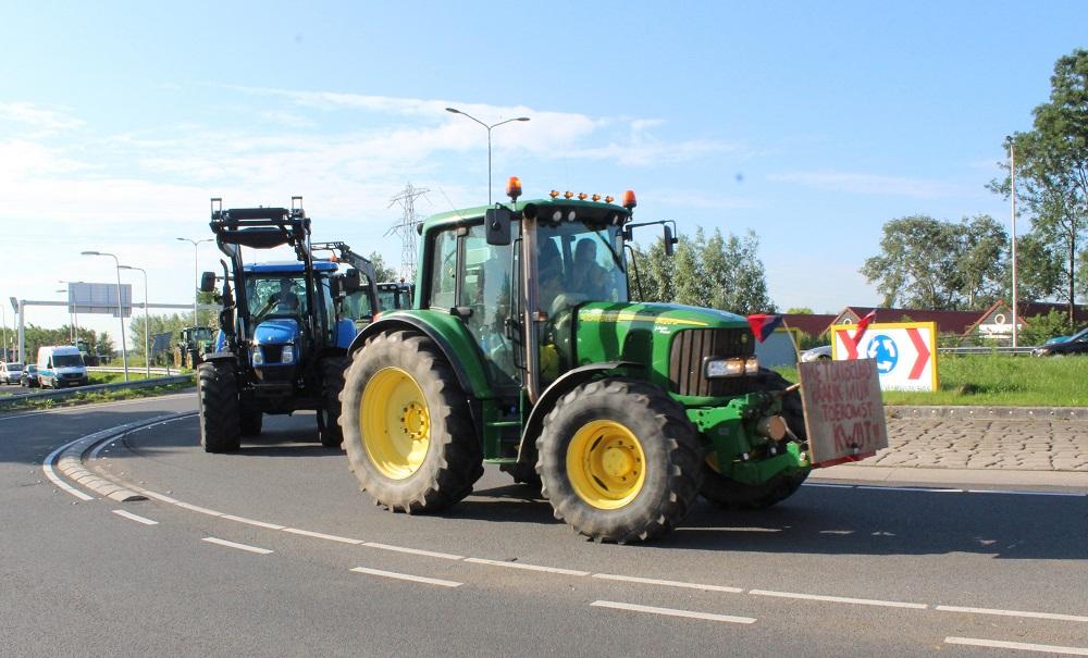 Boeren komen in verzet tegen wijze waarop weidegebied wordt onteigend