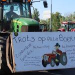 Krimpenerwaard met meer dan honderd trekkers naar Den Haag voor boerenprotest (video)