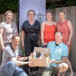 Krimpenerwaard Box overgedragen aan Streekwinkel Krimpenerwaard