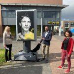 Wethouder opent tentoonstelling over depressiviteit