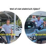 Wel of niet elektrisch rijden?