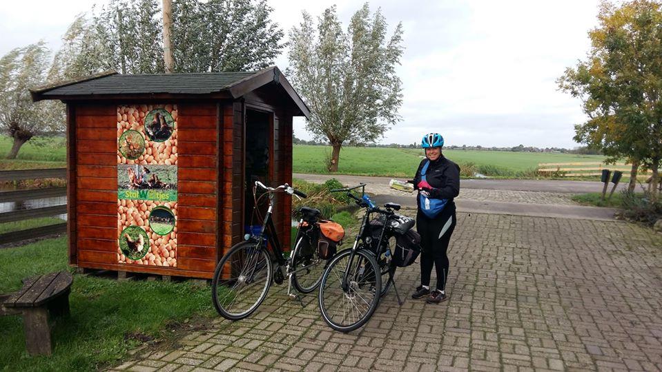 Proefrit 'Tour de Tapas Krimpenerwaard' voor fietsers, foodies & lekkerbekken