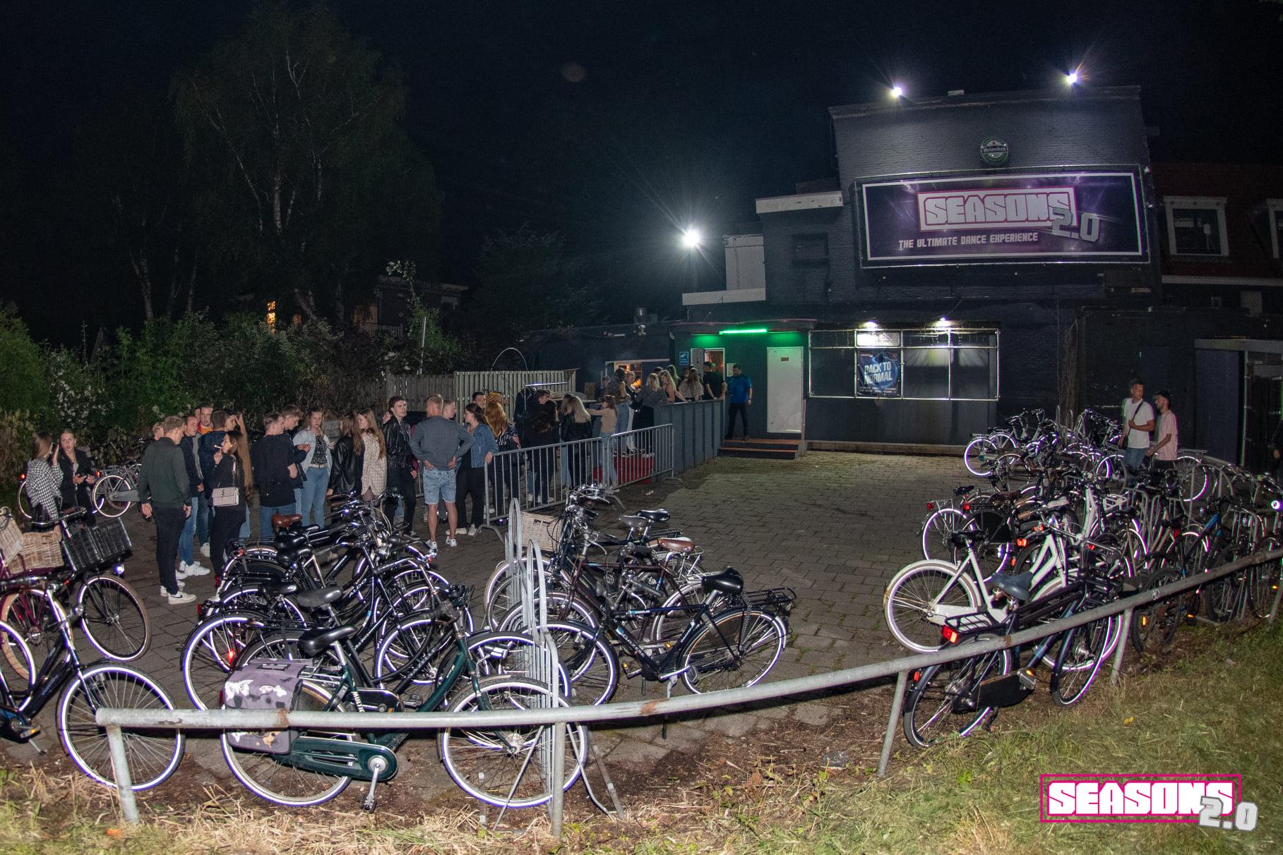 Discotheek Seasons Schoonhoven blijft dicht:  'Sneu voor de jeugd'