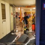 Waterlekkage in De Dertienhuizen Krimpen aan de Lek [update]
