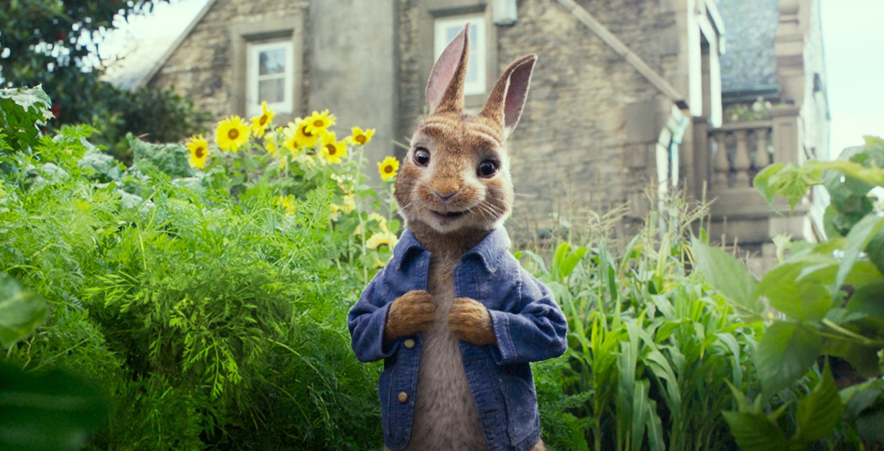 Concordia Filmmiddag: Peter Rabbit