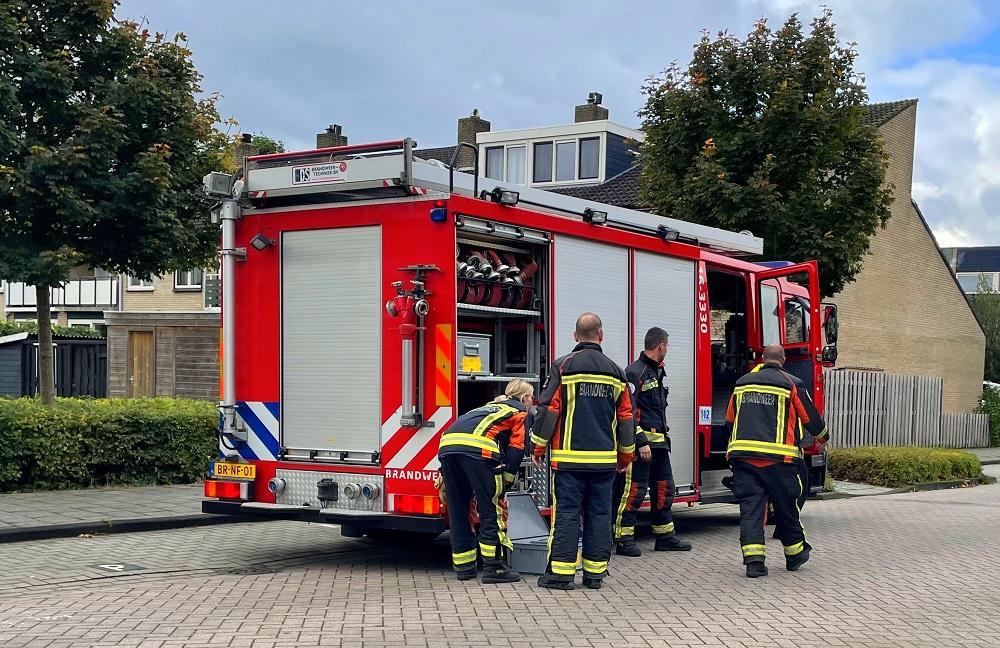 Gaslekkage in woning Schoonhoven