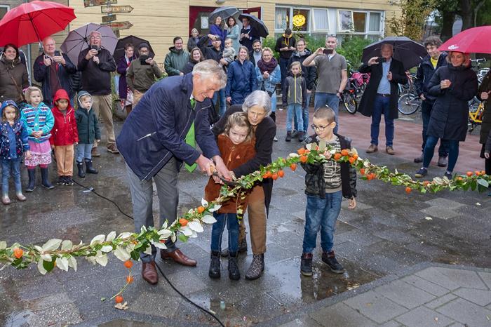 Uitbreiding Rudolf Steiner school feestelijk geopend